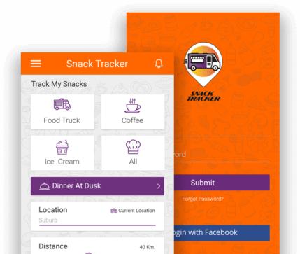 Snack Tracker