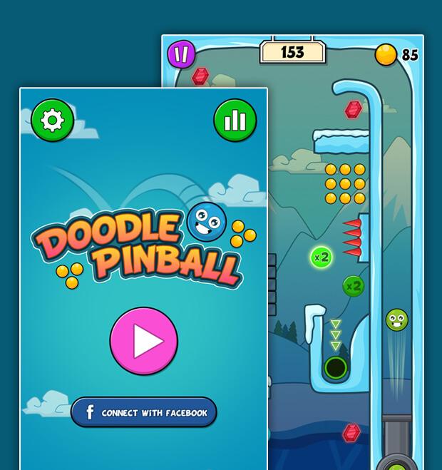 doodle pinball