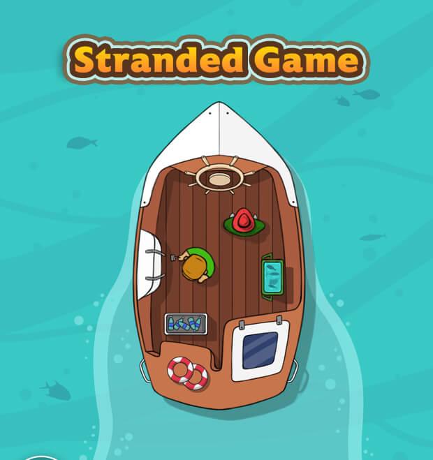 stranded game concept art